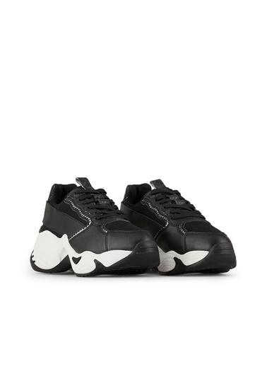 Emporio Armani  Ayakkabı Kadın Ayakkabı S X3X088 Xm328 N227 Siyah